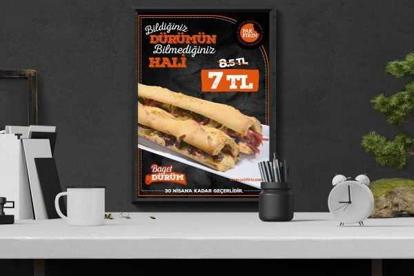 Afiş Reklam Tasarımı