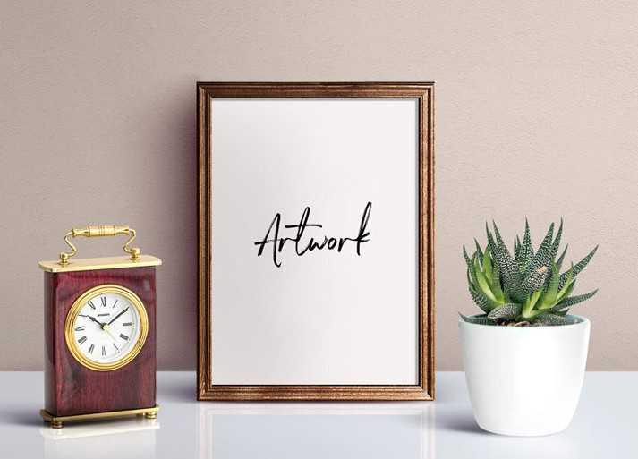 Artwork İmza Tasarım Örneği