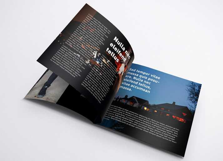 Katalog Tasarım Örneği