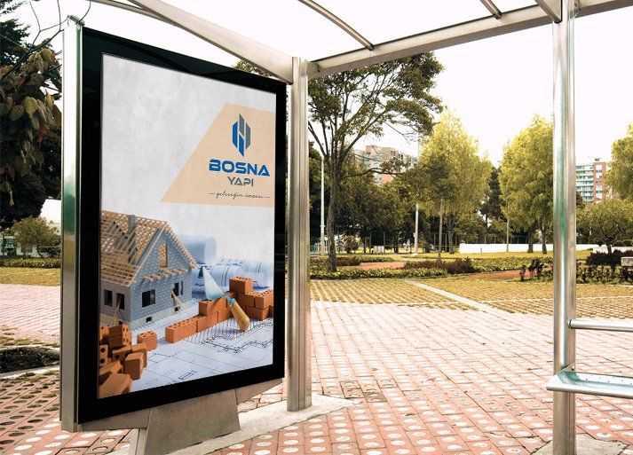 Bosna Yapı Outdoor Örneği