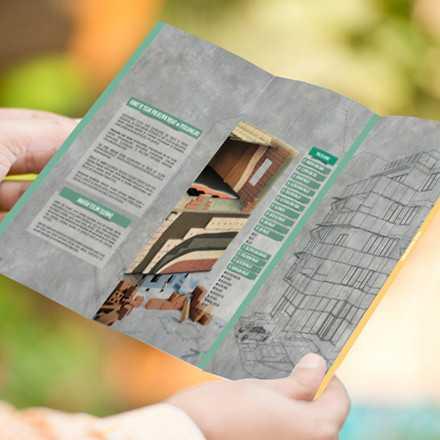 Broşür Tasarımı, Broşür Örnekleri
