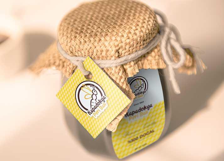 Kapadokya Peri Balı Logo Tasarımı